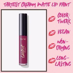 Tarteist Creamy Matte Lip Paint